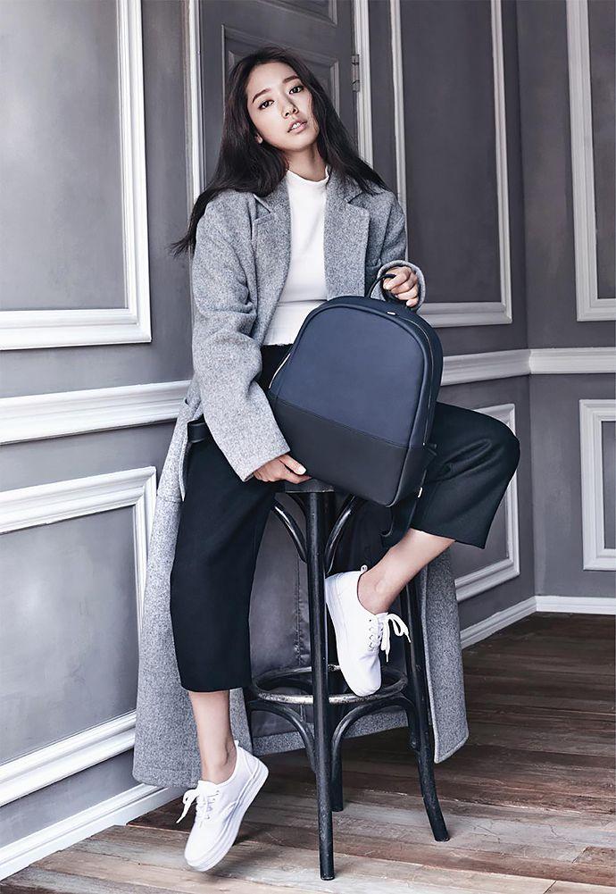 BRUNO MAGLI F/W 2015 Ads Feat. Park Shin Hye (UPDATED)   Couch Kimchi