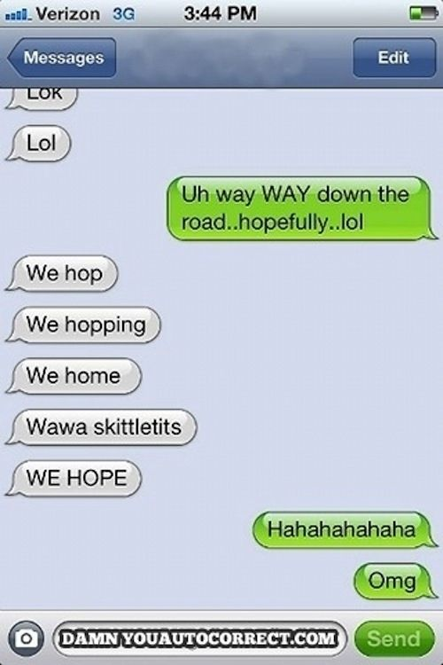 Going home: | The 25 Funniest AutoCorrects Of 2013