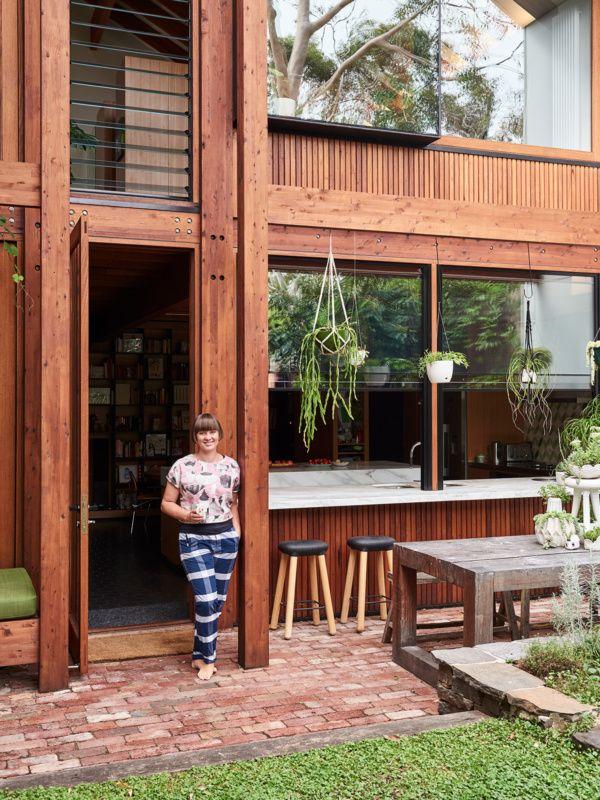 Tai Snaith, Simon Knott and Family — The Design Files | Australia's most popular design blog.