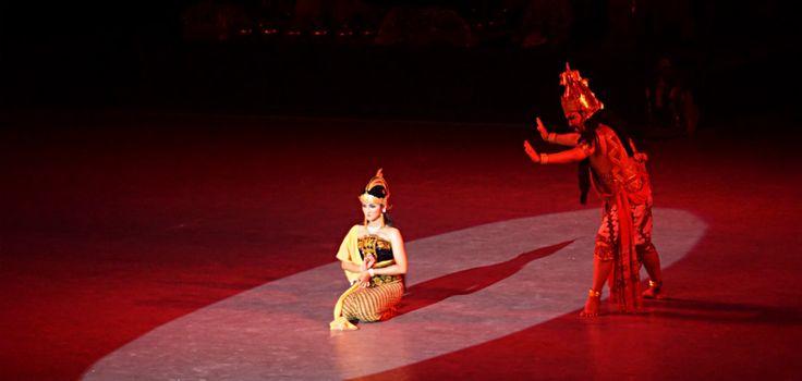Permalink to image of Ramayana Ballet Prambanan: The Drama of Rama and Shinta