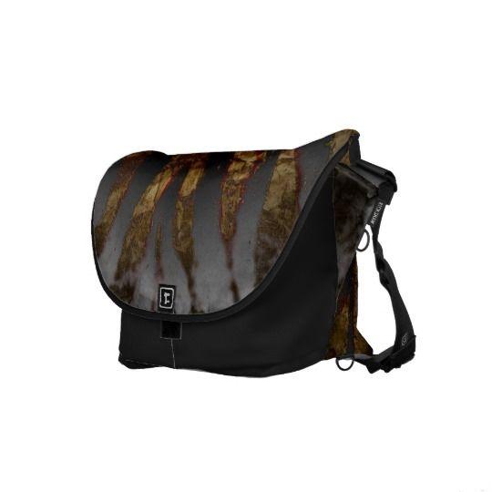 Texture78 Messenger Bags