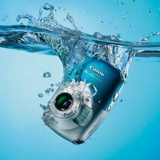 An underwater digital camera is on my wish list. Whenever I am swimming or at the beach I think about how great it would be to be able to take clear pictures in the water. This has always been on my wish list ever since I have used my friend's.