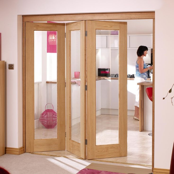 32 Best Tri Fold Doors Images On Pinterest Door Sets Tri Fold And