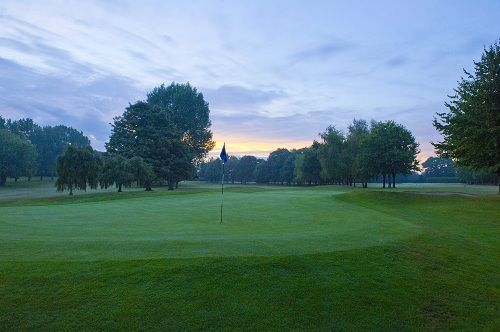 Stunning sunrise over our Exeter golf course Join now: 01392 874139 / http://exetergcc.co.uk/golf/exeter-golf-course