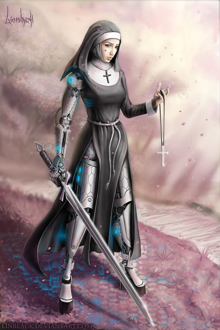 Image result for shadowrun 5th edition nuns