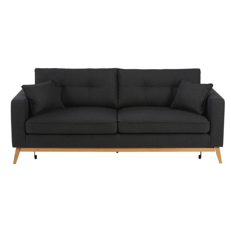 Canapes Lits 3 Places Interior Furniture Home Decor