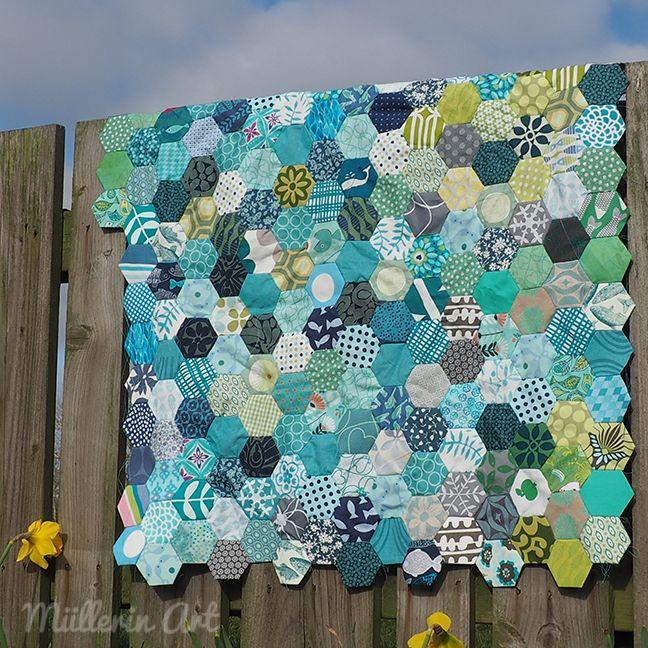 Müllerin Art: Hexagon Quilz