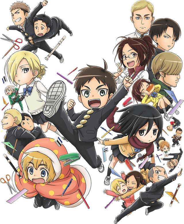TVアニメ「進撃!巨人中学校」公式サイト