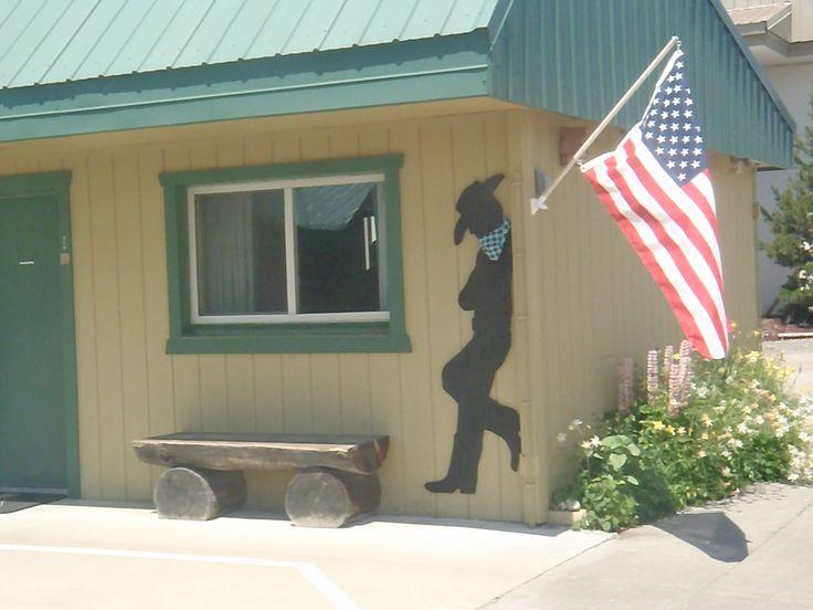 Branding Iron Motel West Yellowstone Montana