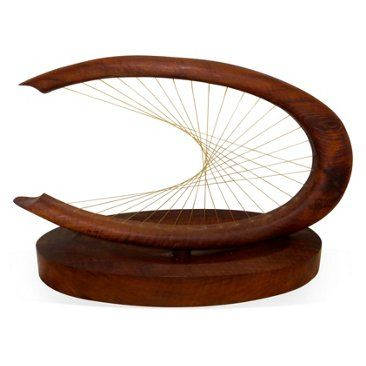Check out this item at One Kings Lane! Barbara Hepworth-Style String Sculpture