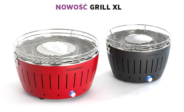 Lotus Grill now avaible on PolGrill.pl