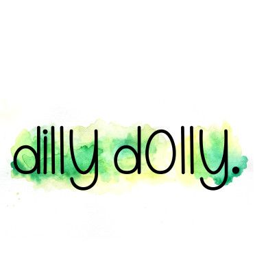 Dilly Dolly art work. Nursery. Toddler. Kids. Decor. Proudly South African Artist.