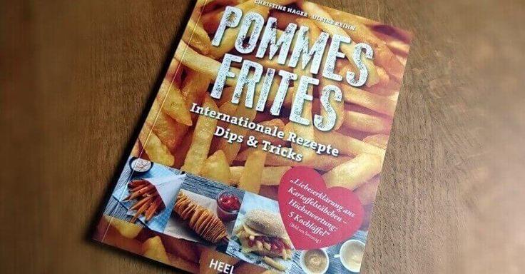 """Das Buch """"Pommes Frites"""" ist ein schönes Buch für alle Pommesinteressierten. Ich habe mir das Buch mal näher angesehen. Sie dir meine Rzension mal an."""