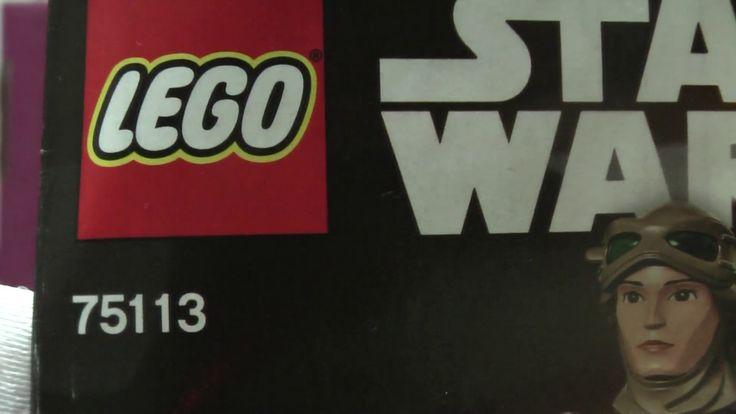 Star Wars Lego 73115 Rey