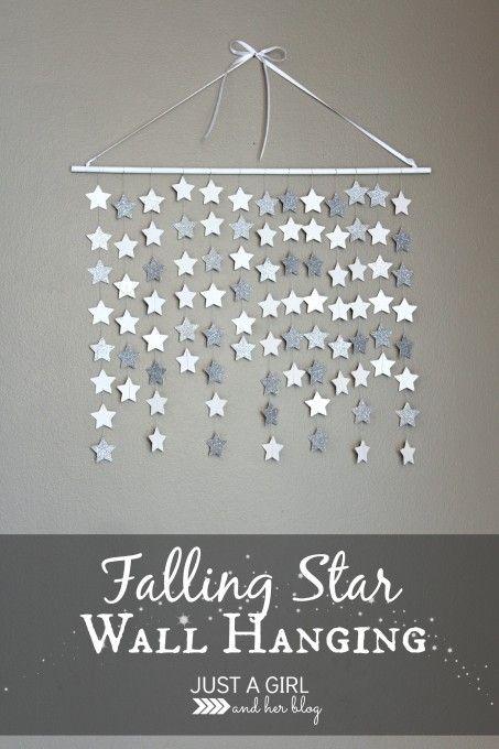 Falling Stars....ein schönes Mobile