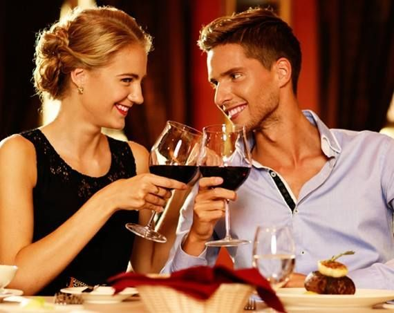Online dating rich men