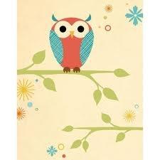 more owl art