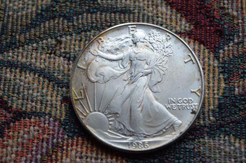 1986-American-Silver-Eagle-1-oz-silver-dollar-Liberty