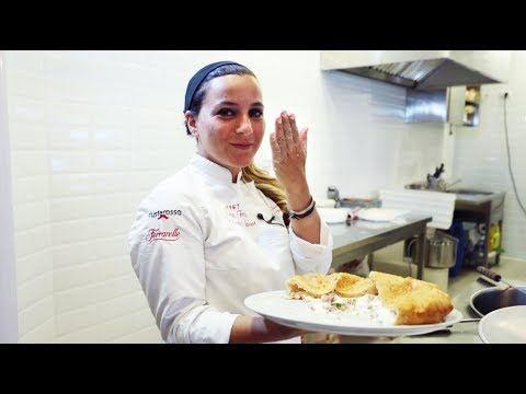 La pizza fritta di Isabella De Cham | ItaliaSquisita.net