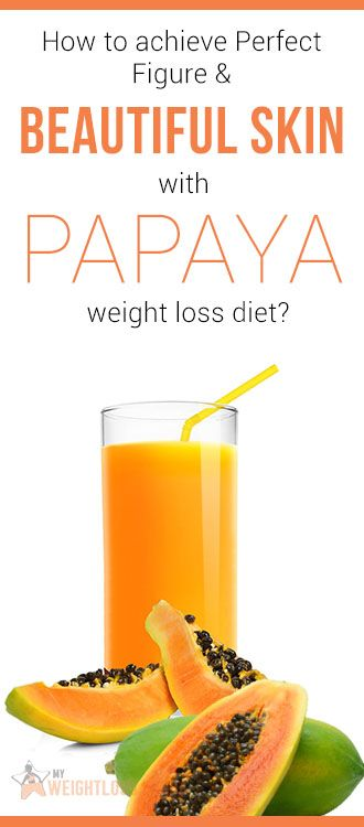 How to achieve perfect figure & beautiful skin with Papaya ...