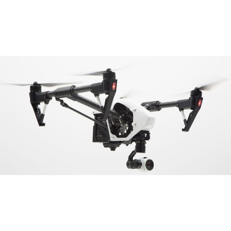 DJI Inspire 1 med 2 remote controllers - RC Drone