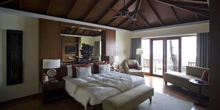 Luxury two-bedroom Villa at Ananda in the Himalayas, Uttarakhand, India