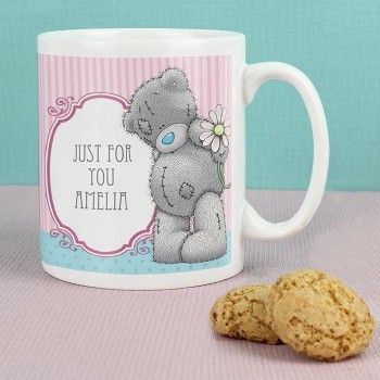 Me to You Daisy Mug Personalised Gift For Her