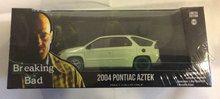 Greenlight 1:43 Breaking Bad Walter White's 2004 Pontiac Aztek GREEN MACHINE