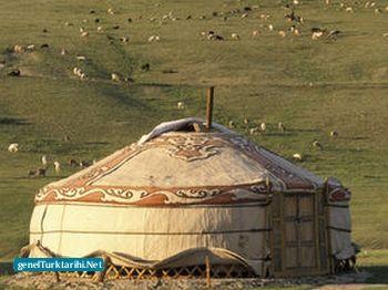 Ottoman Tent (yörük Çadırı)