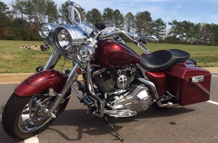 Custom Road King
