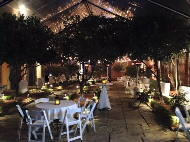 Broussard's Restaurant & Courtyard- 14 Awesome New Orleans Restaurants For Your Wedding Day - Eater New Orleans