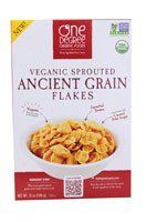 7% Off was $5.69, now is $5.29! One Degree Organic Foods Veganic Sprouted Ancient Grain Flakes -- 12 oz