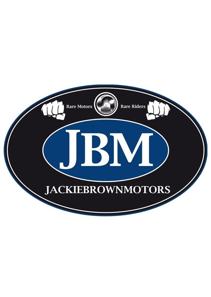 Progettazione Logo - Officina dedicata alla castomizzazione di BMV d'epoca