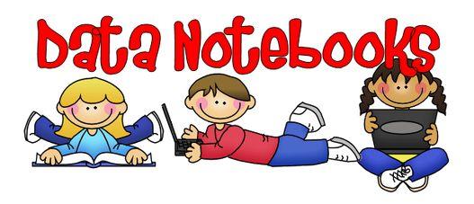Data Notebook templates - 1st grade