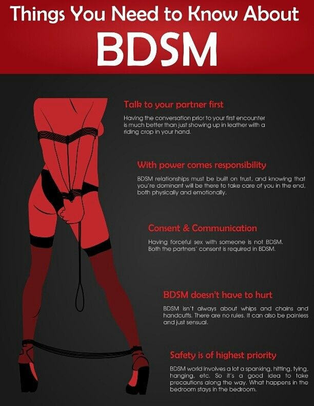 Bdsm partners need master