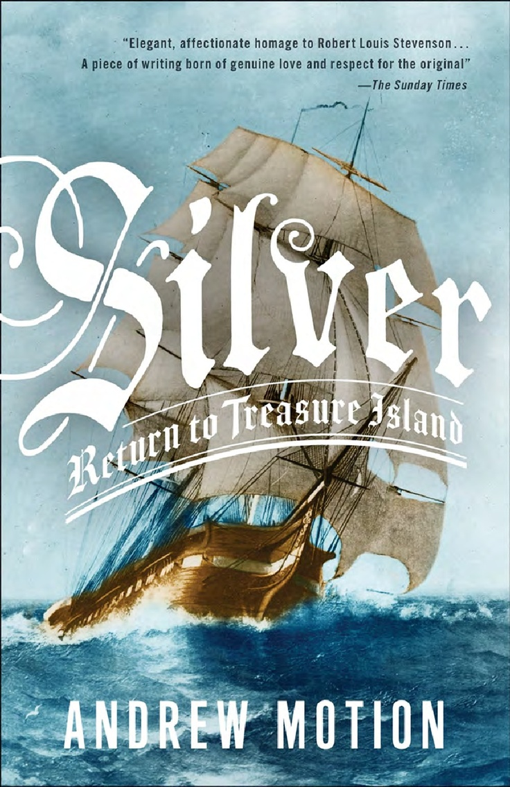 Return to Treasure Island! Click for an excerpt of Silver.