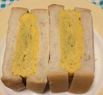 「ワズ サンドイッチ」料理 1203733 新宿赤鬼和三盆たまご焼きサンド