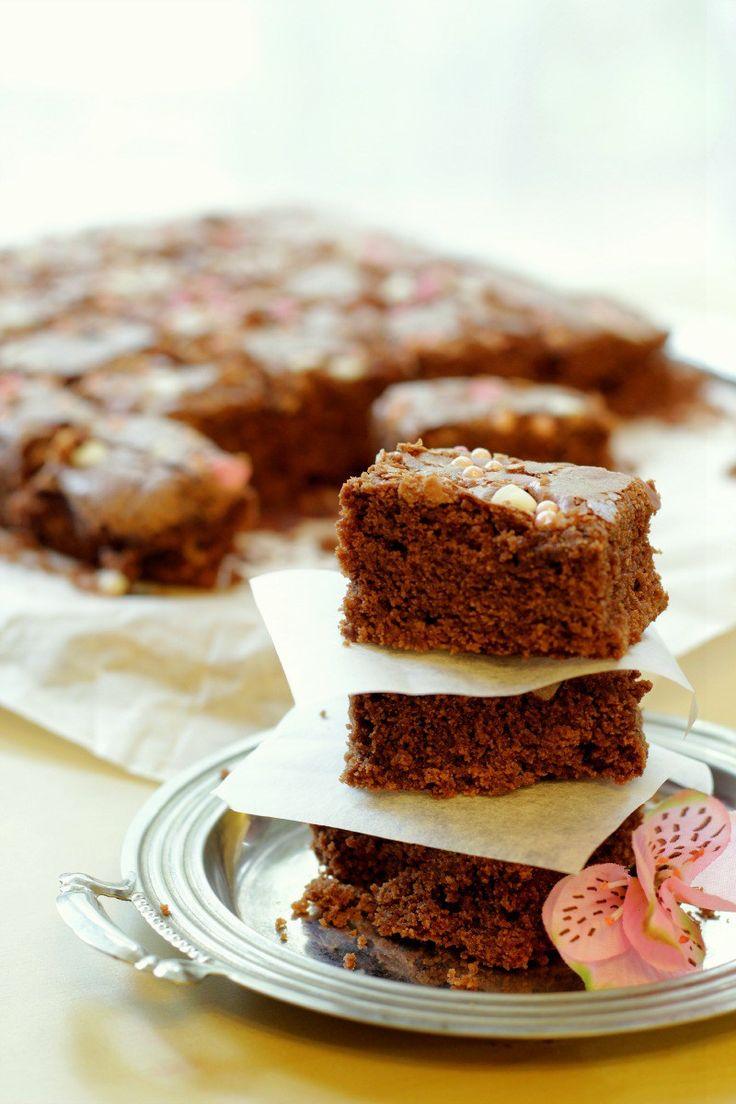 Brownies delle feste