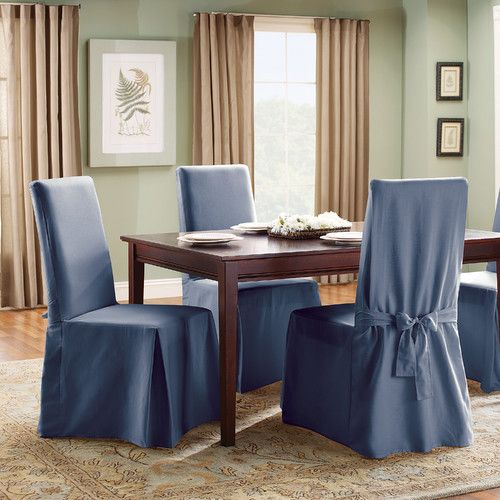 Found It At Joss U0026 Main   Harrison Full Length Dining Room Chair Slipcover Part 97