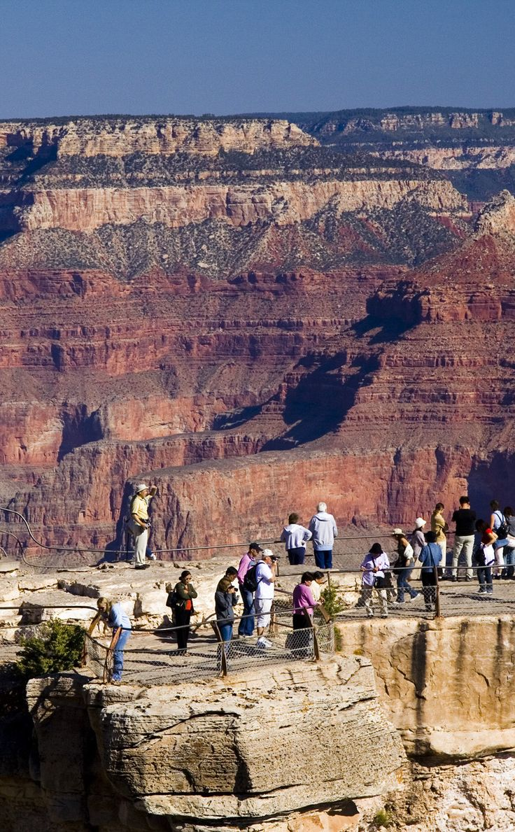 South Rim of Grand Canyon | Travel | Vacation Ideas | Road Trip | Places to Visit | Grand Canyon Nat'l Park | AZ | Travel Agency | Monument | National Park | Natural Feature | Hiking Area | Tourist Attraction