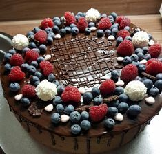 Torta čokoládová s mascarpone - obrázok 4