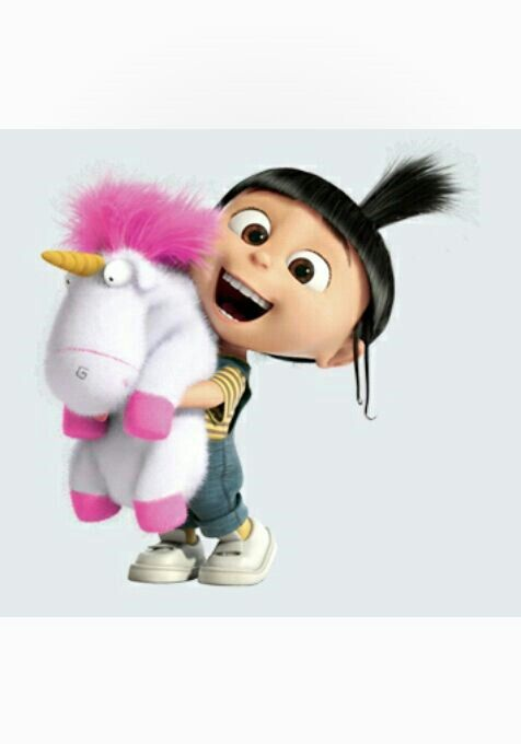 Look at that fluffy unicorn... it's so fluffy I'm gonna die... It's so FLUFFY!!