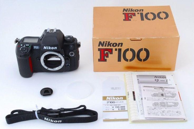 [MINT] Nikon F100 35mm SLR Film Camera Body W/BOX from Japan #138 | eBay