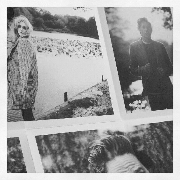 Aubin & wills autumn preview came through our door #aw12 #fashion #country #preview #post #clothing #winter #autumn #Sophiedahl #photoshoot