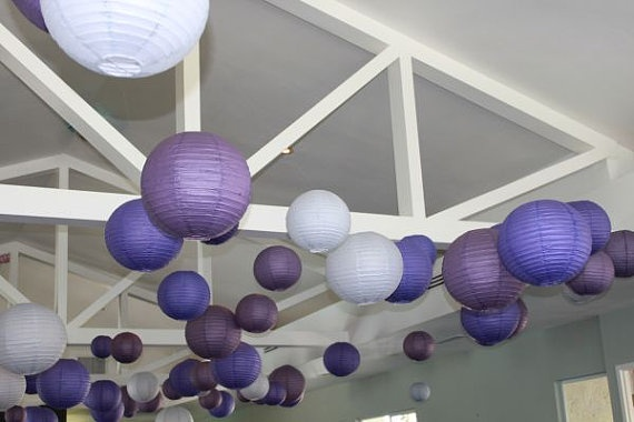 Chinese Paper Lanterns by LittleJJ on Etsy, $2.00