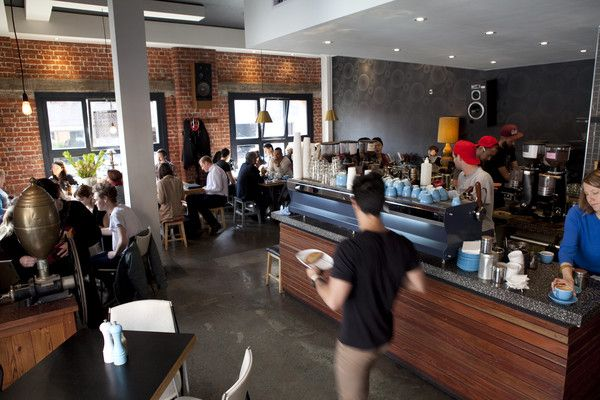 Proud Mary Coffee Shop in Melbourne, Victoria, Australia. Photo Credit: Proud Mary