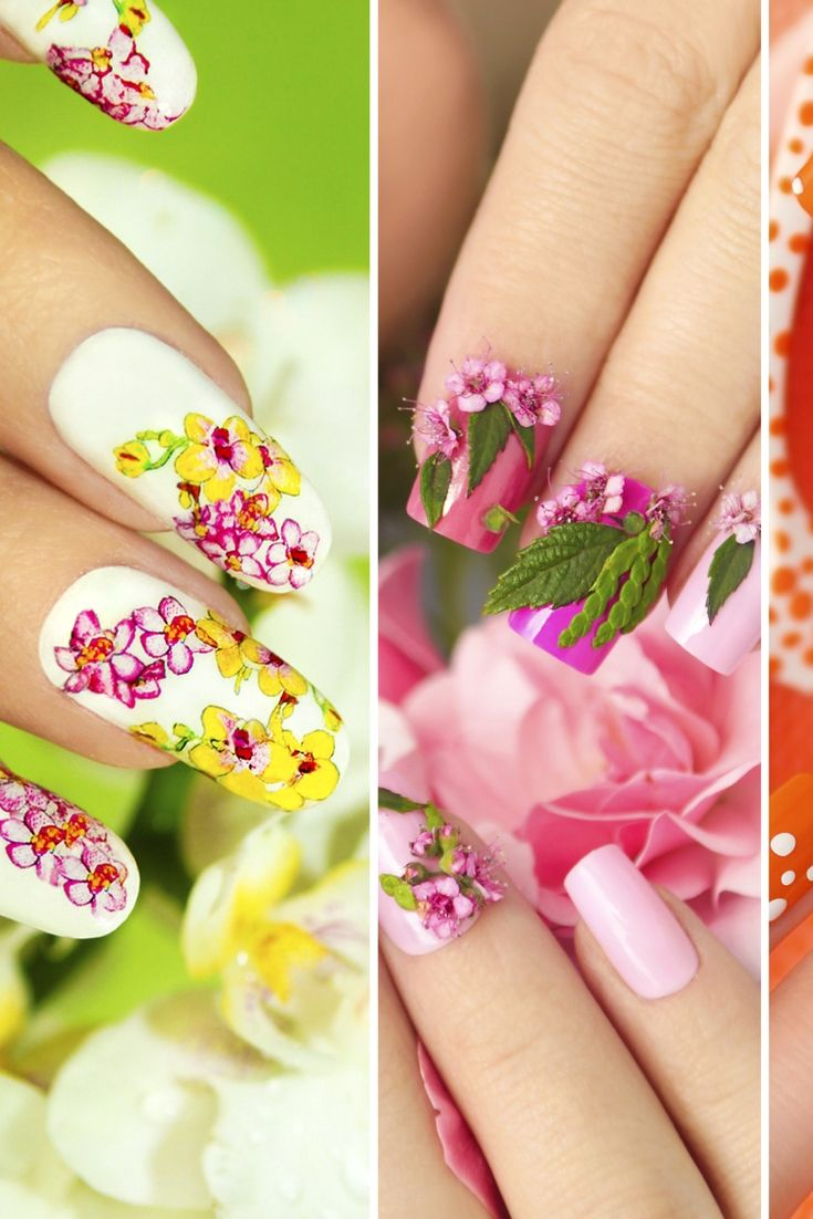 21 Top Nail Art Gallery - Any Type Of Nail Art Techniques And ...