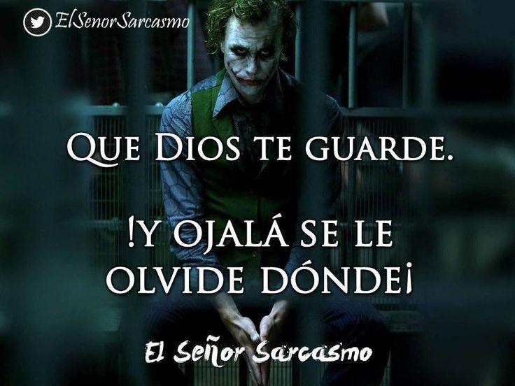 (10) El Señor Sarcasmo (@EISenorSarcasmo)   Twitter