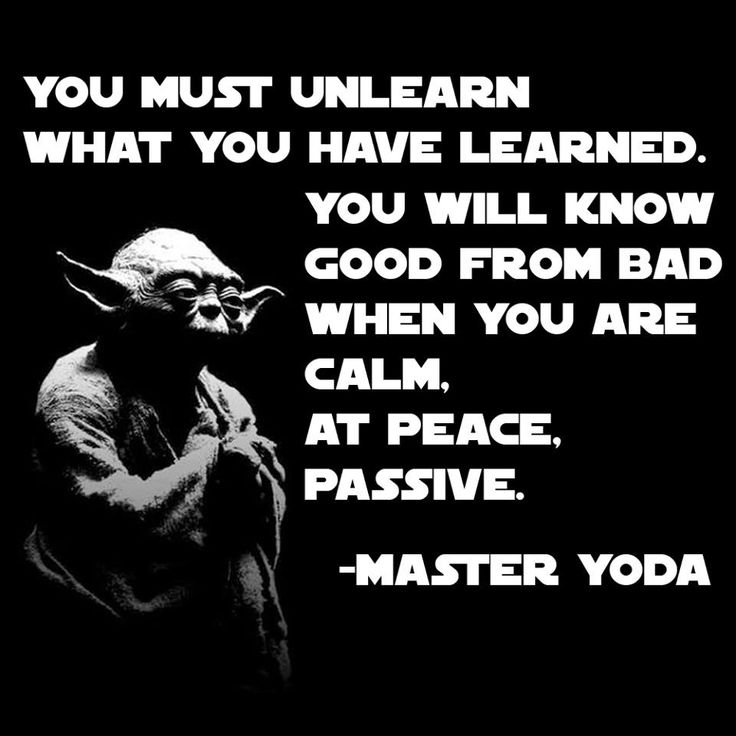 Yoda Wisdom Quotes                                                                                                                                                     More