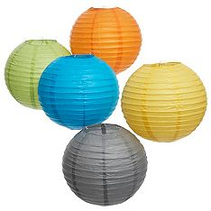 #knotweddingshop Paper Lanterns! The perfect way to add a pop of color to your reception space.: Paper Lanterns, Stuff, Receptions, Wedding Ideas, Chinese Lanterns, Color, Knotweddingshop Paper, Weddingshop Theknot Com
